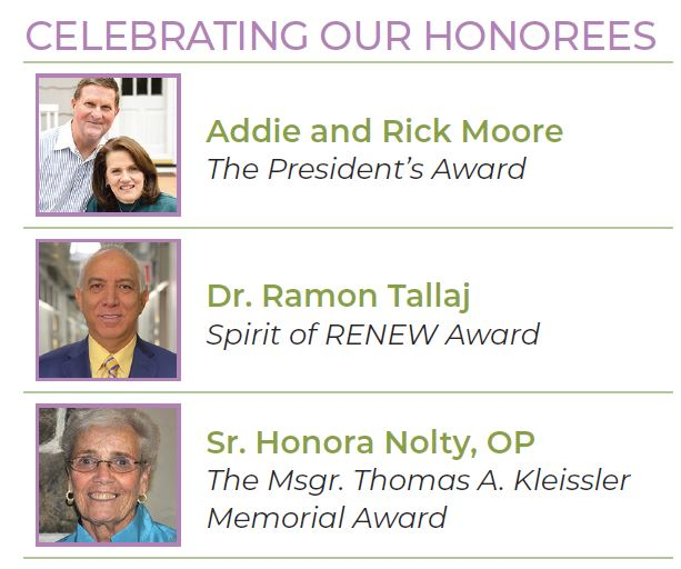 2021 Honorees