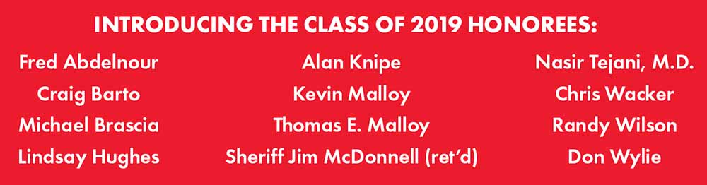 Class of 2019 AFGM