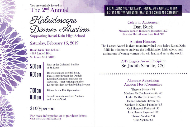 auction invite