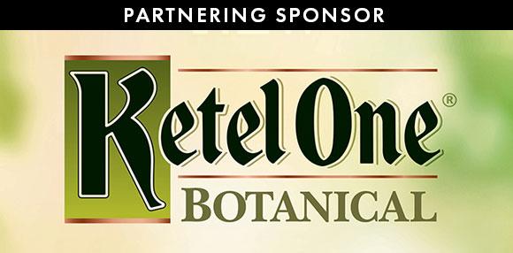 Partnering Sponsor: Ketel One