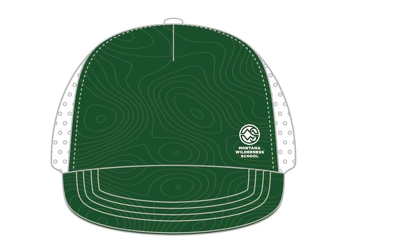 Running Trucker Hat $40