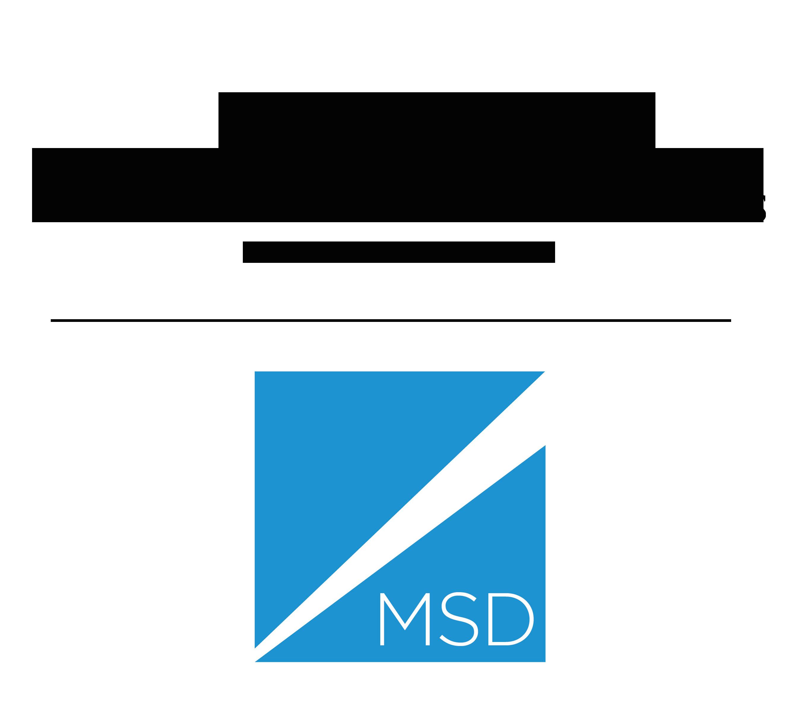 Fairmont/MSD logo