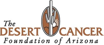 Desert Cancer Foundation Logo