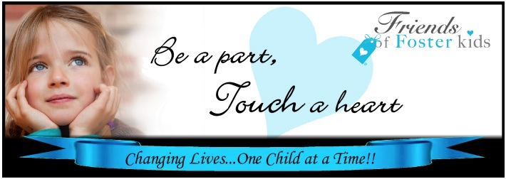 Be A Part Touch A Heart