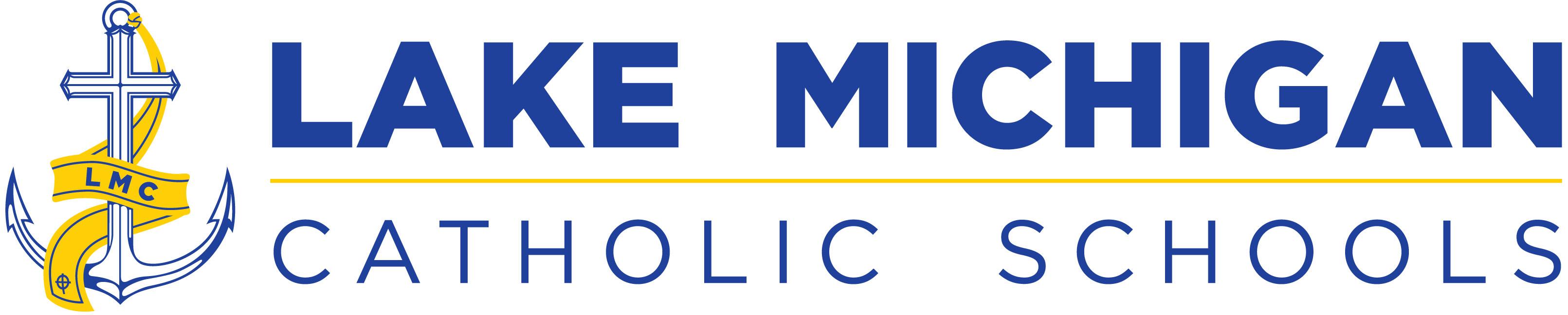 LMC Laker Logo with anchor