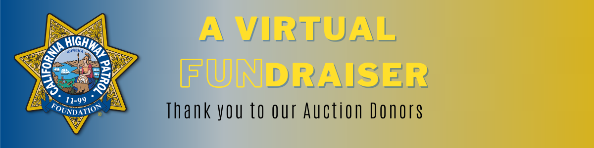 Auction Donor Thank you