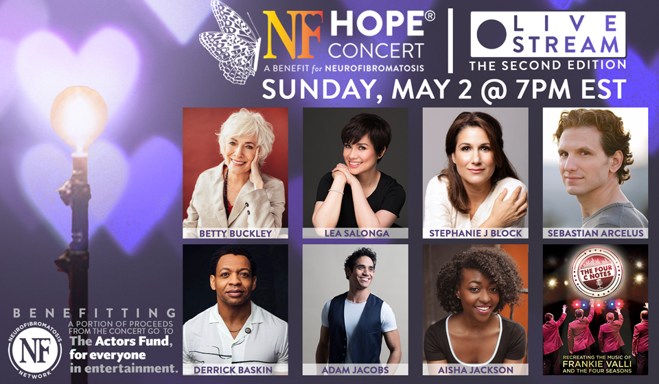Watch the NF Hope Concert Live Stream
