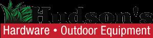 Hudson's Hardware Logo