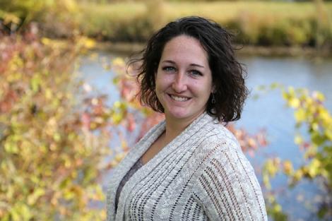 Jennifer, Military Order of Purple Heart Scholarship Recipient.