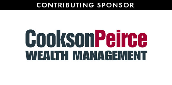 Contributing Sponsor: Cookson Peirce Wealth Management