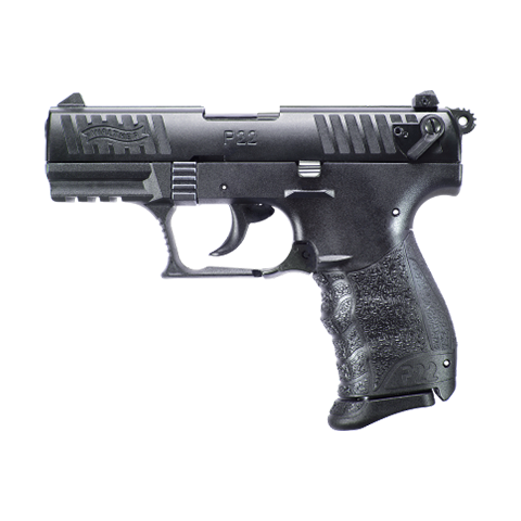 Walther P22Q .22LR