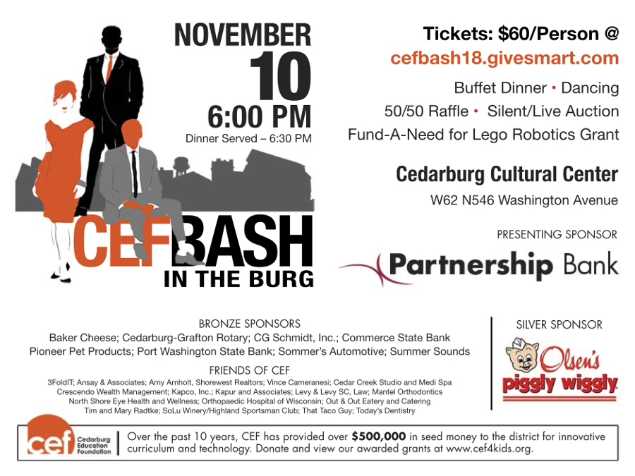 CEF Bash in the Burg