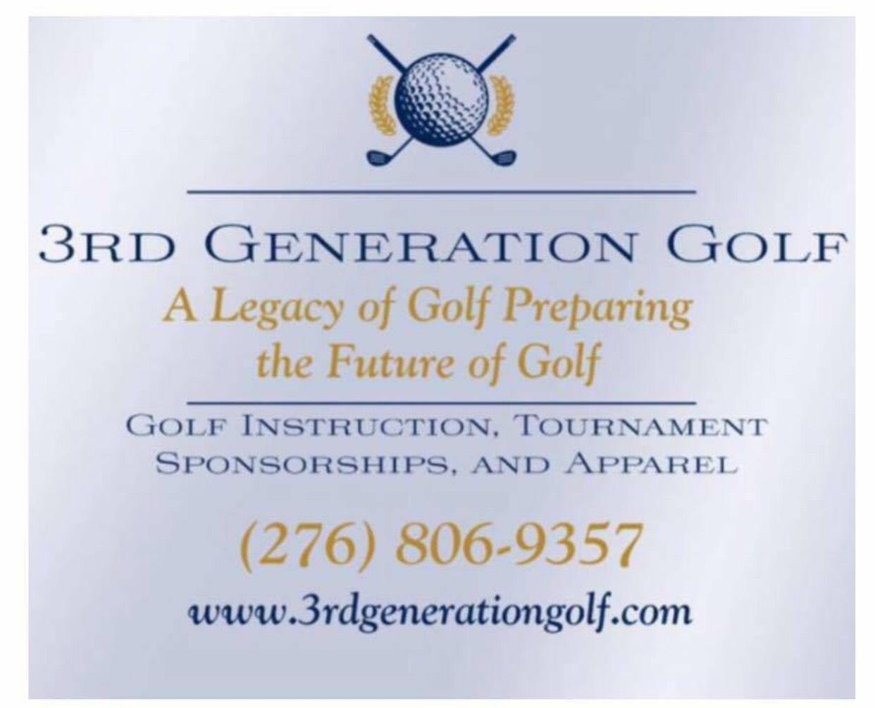 3rd Generation Golf