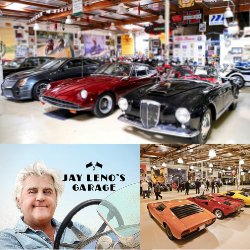 Jay Leno Garage Tour