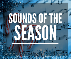 Festive holiday music provided by WNY musicians