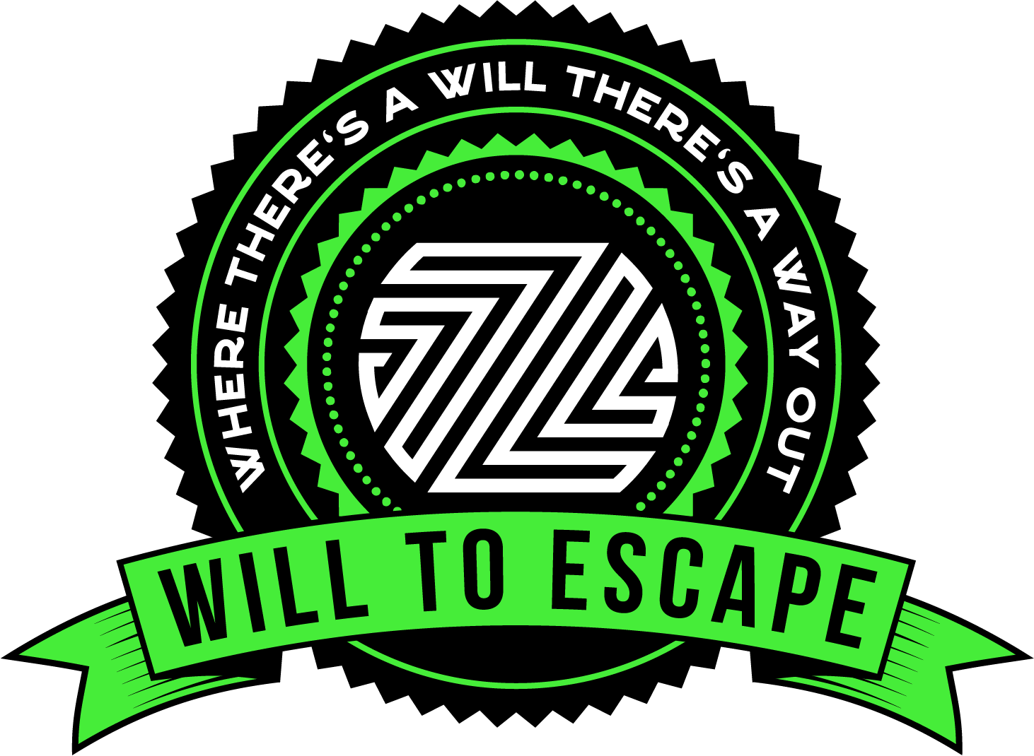 will to escape logo