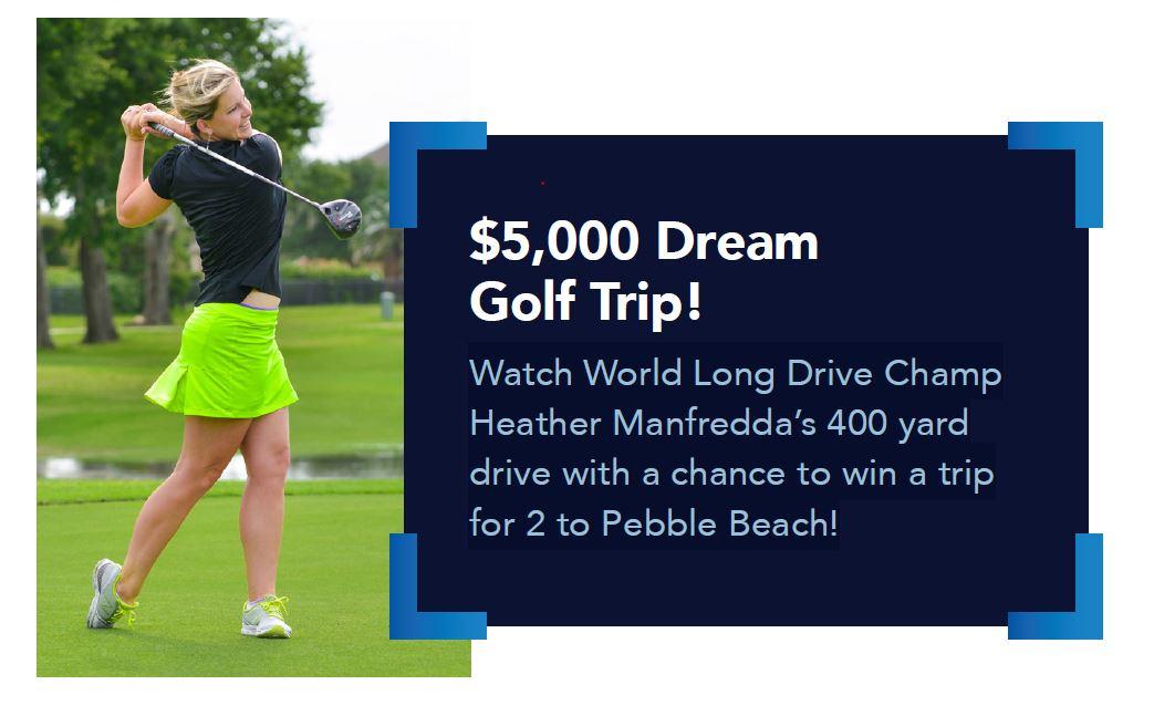 Golf Dream Trip