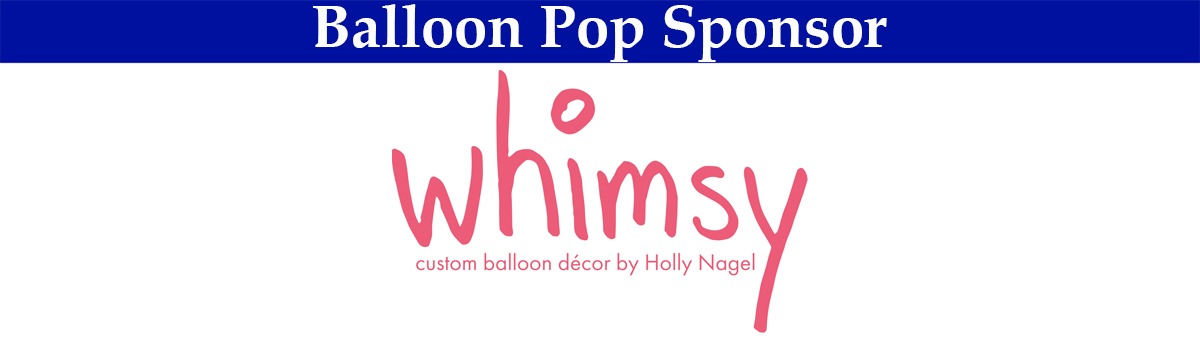 Balloon Pop Sponsor