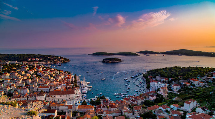Hvar and Pakleni Islands Tour