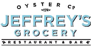 Jeffrey's Grocery, West Village, New York City Logo