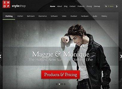 Elegant Themes StyleShop WooCommerce Themes 2 2 10
