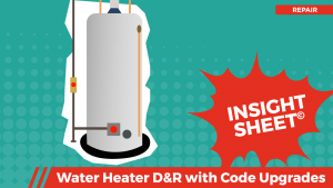 Actionable Insights Water Heater Detach and Reset Code Upgrades