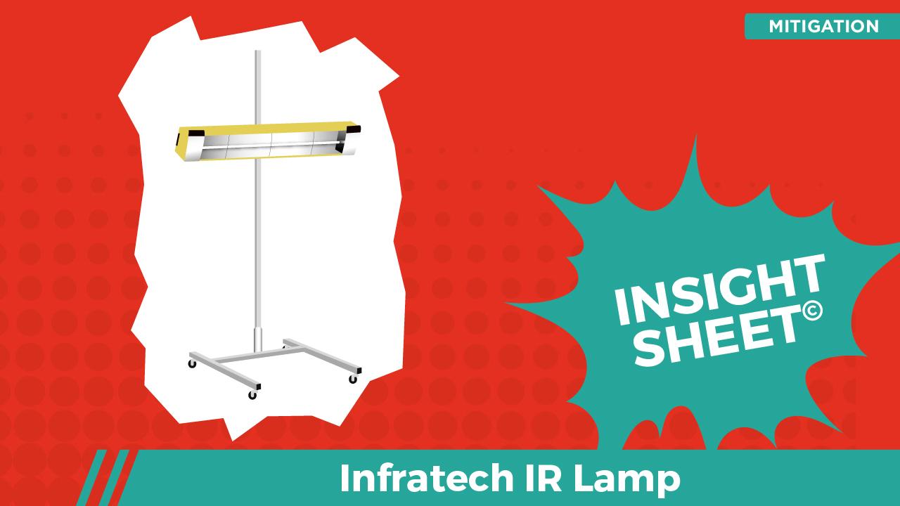 Infratech IR Lamp