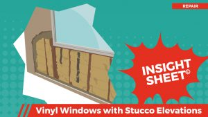 Actionable Insights Vinyl Windows with Stucco Elevations