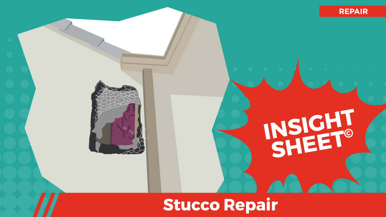 Actionable Insights Stucco Repair