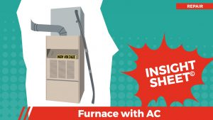 Actionable Insights Furnace with AC