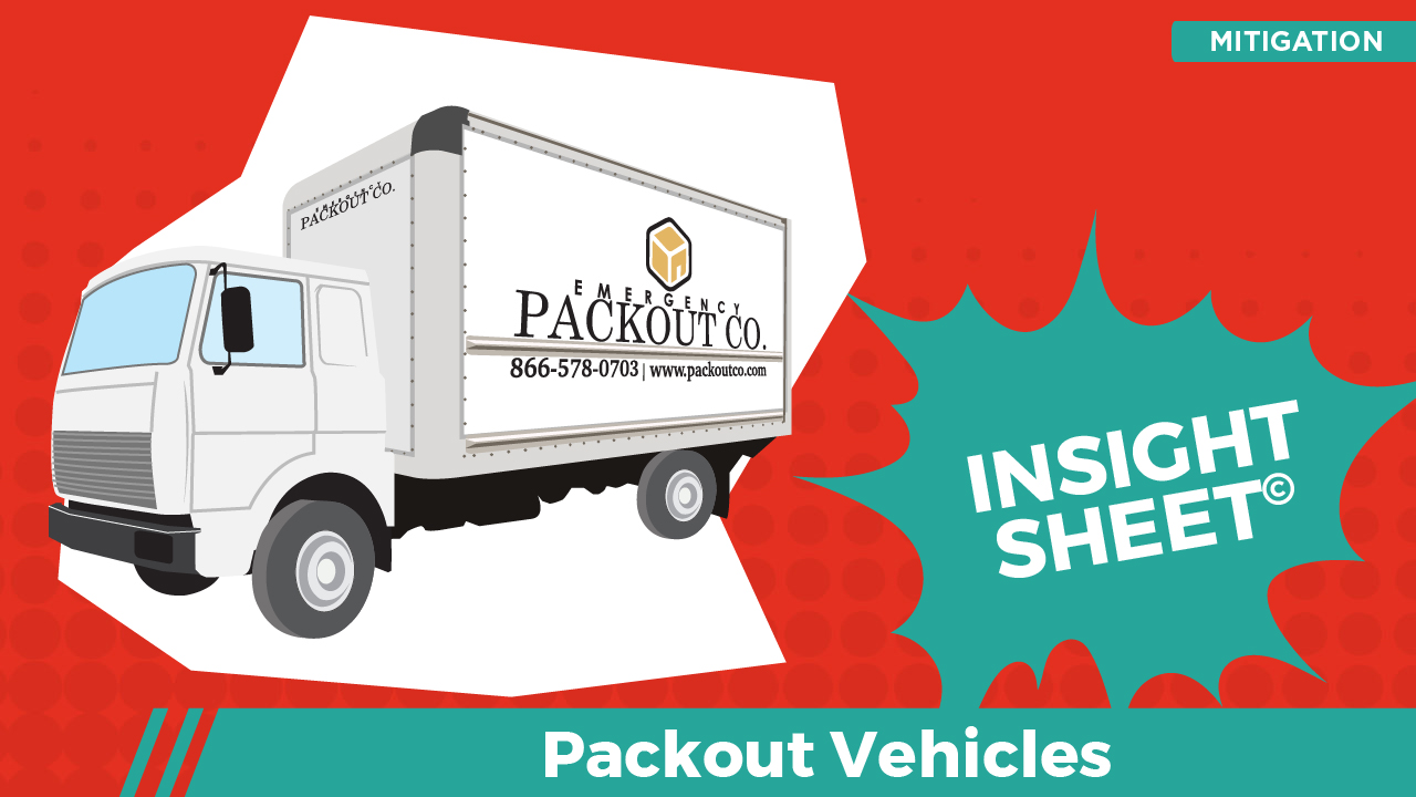 Actionable Insights Packout Vehicles