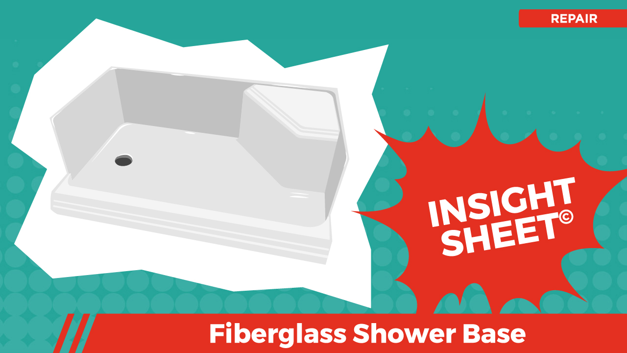 Actionable Insights Fiberglass Shower Base