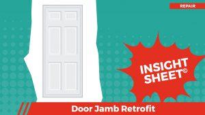 Actionable Insights Retrofit Door Repair Activities