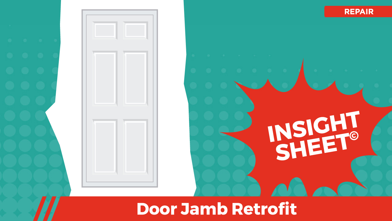 Actionable Insights Retrofit Door Repair Activities