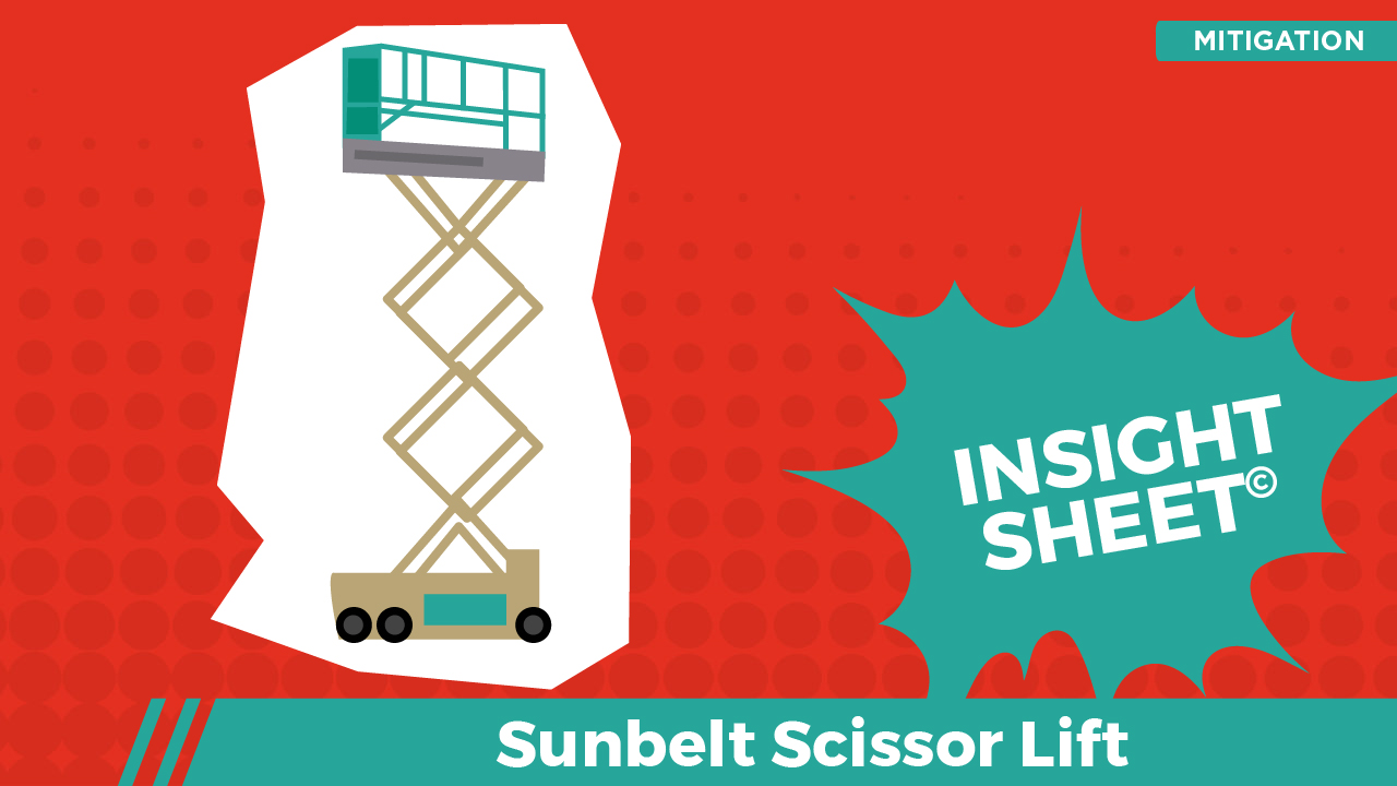 Actionable Insights Sunbelt Scissor Lift