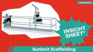 Actionable insights Sunbelt Scaffolding