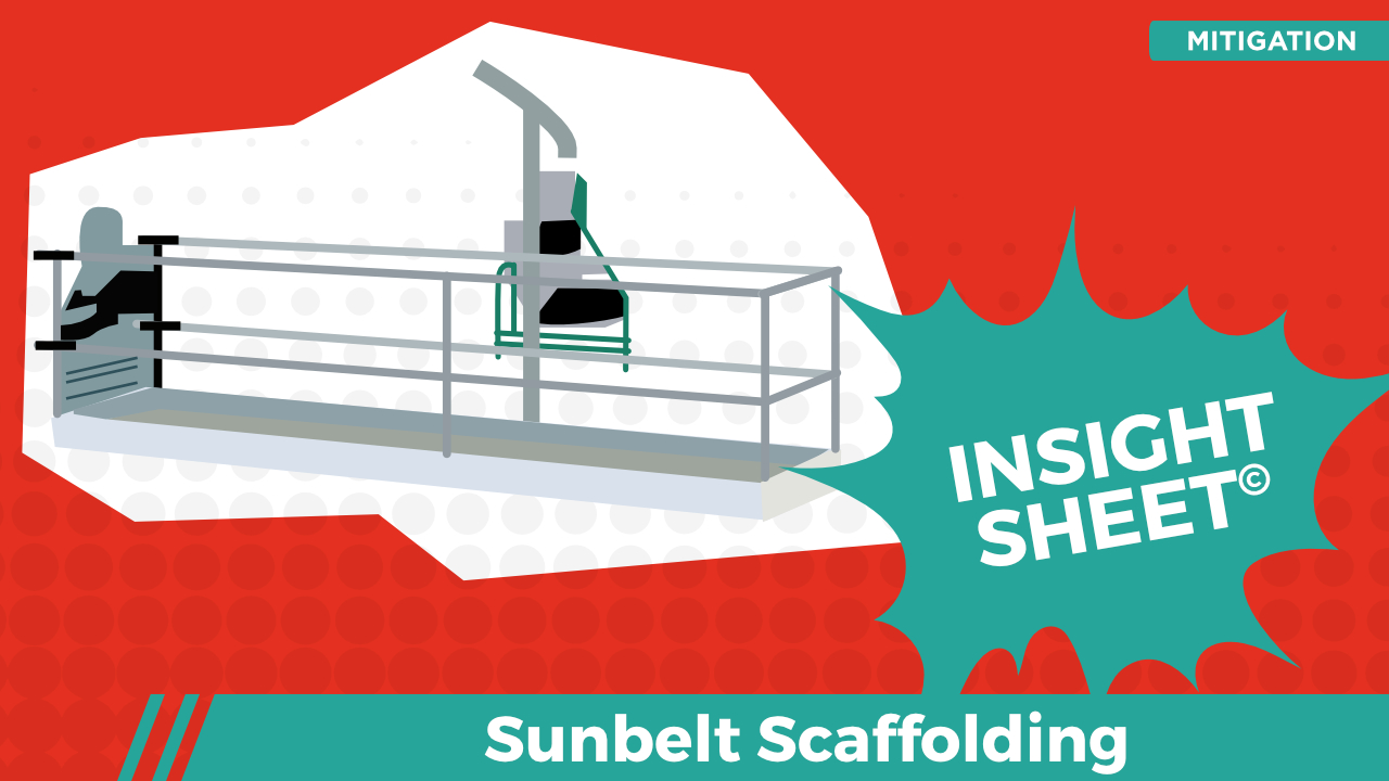 Actionable insights Sunbelt Scaffolding