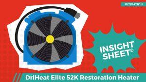 Actionable Insights DriHeat Elite 52K