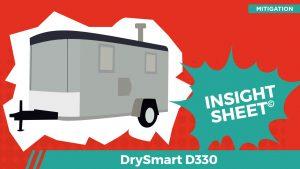 Actionable Insights DrySmart D330