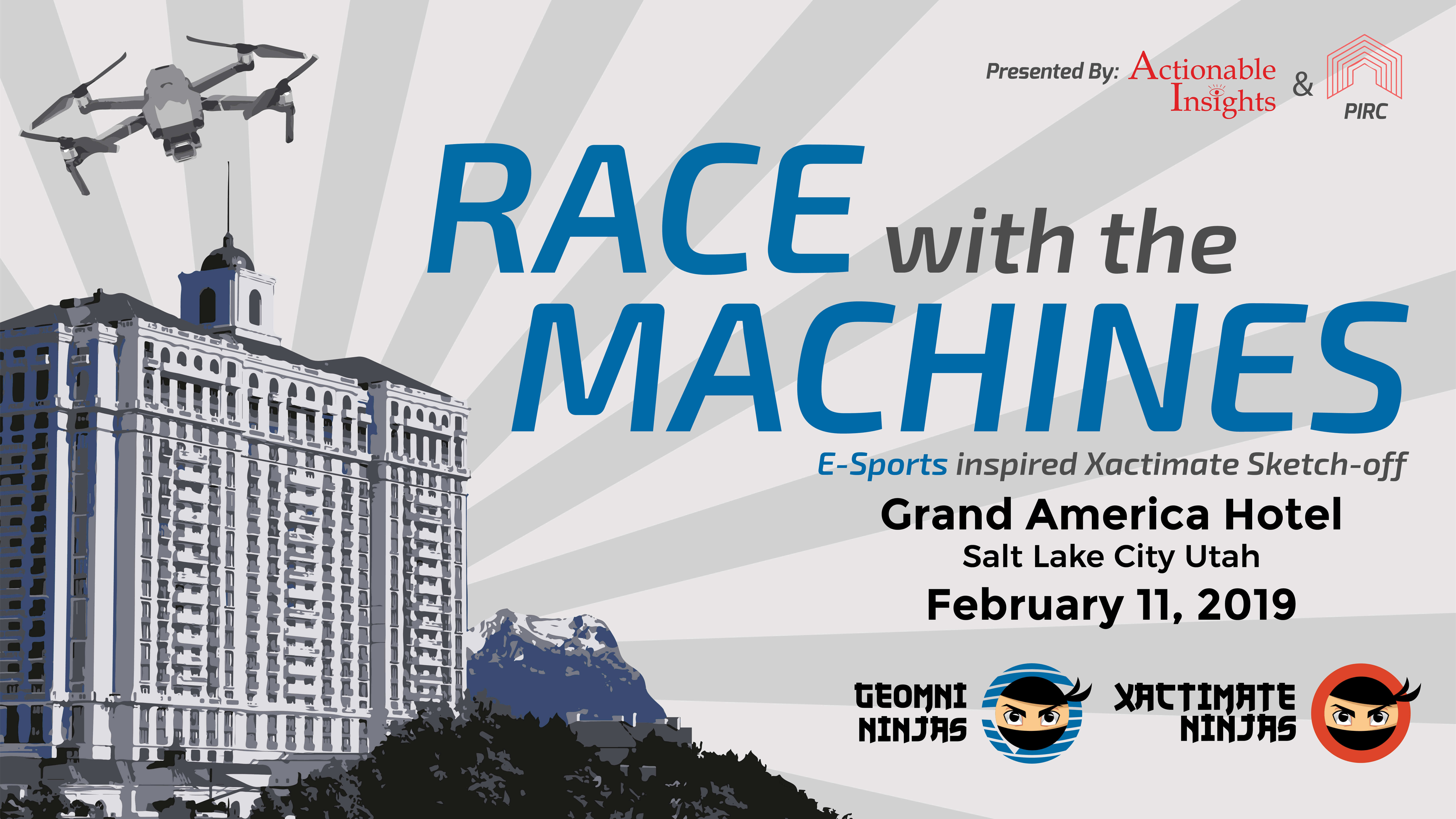 Race With The Machines (Salt Lake City, UT) Events - Actionable Insights