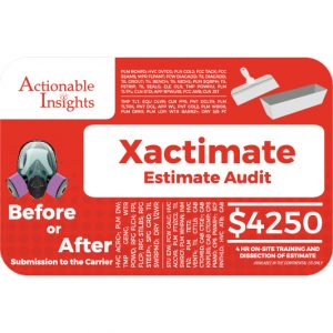 Xactimate On-Site Training