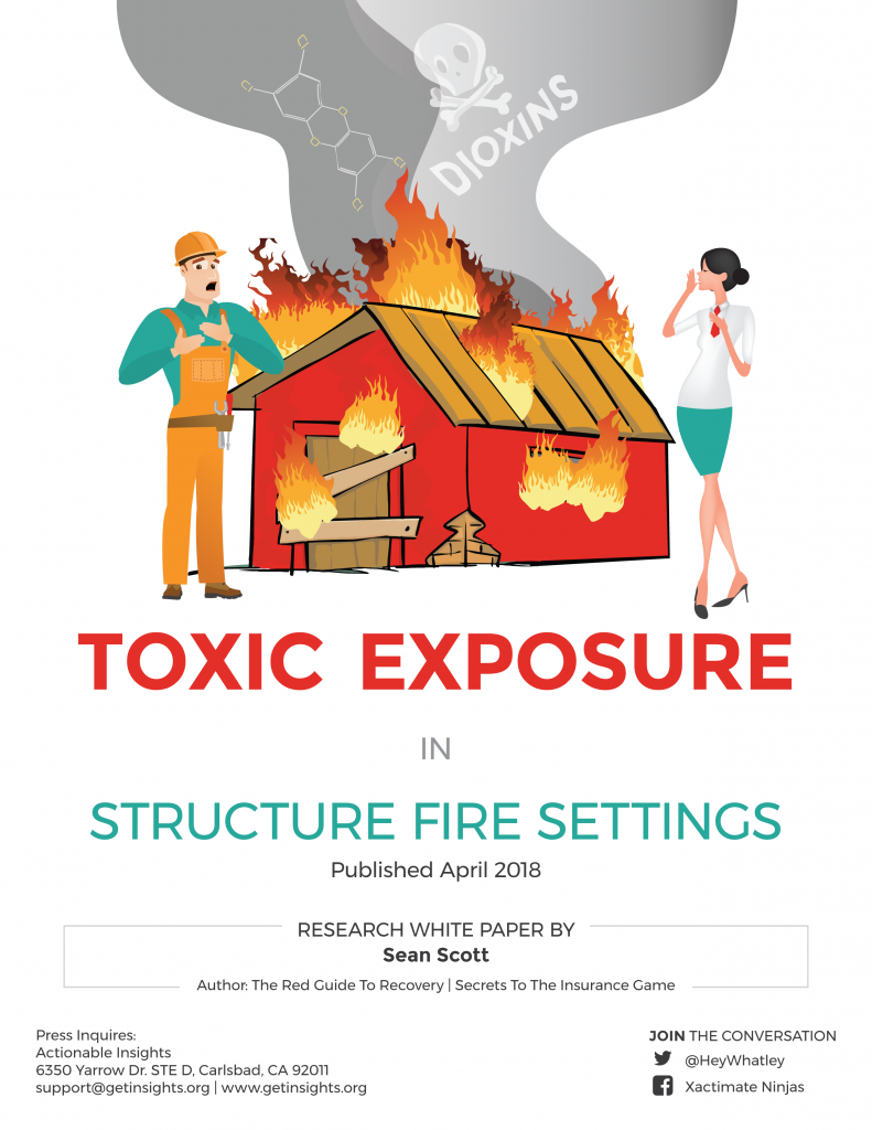 Toxic Exposure | Structure Fire Setting