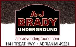 AJ Brady Underground