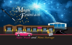 Magic Fountain Auto Wash (Britton)