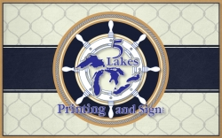 5 Lakes Printing / Auto Trim NW Ohio