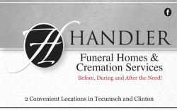 Handler Funeral Homes (Tecumseh)