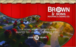 Brown and Sons Roofing & Siding