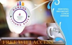 Karen's Uptown Kafe