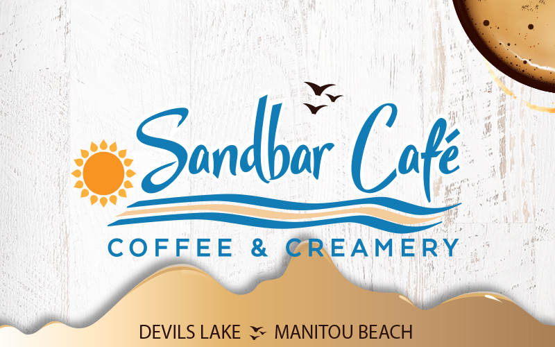 Sandbar Cafe, Coffee & Creamery - 135 Devils Lake Highway
