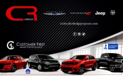 CR of Adrian Chrysler Dodge Jeep RAM